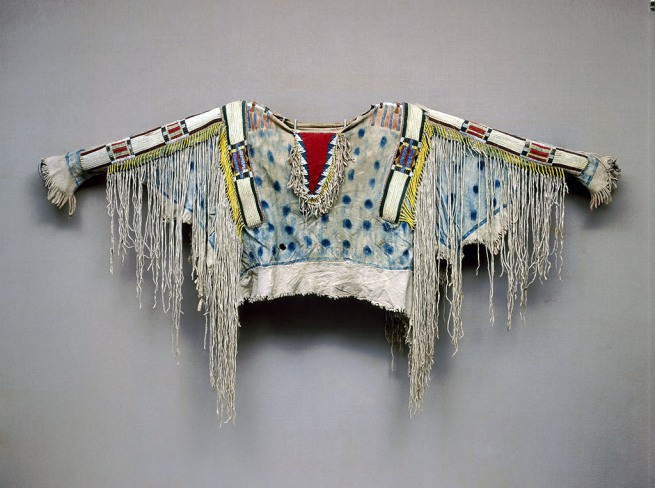 Niimiipu (Nez Perce). 'Man's shirt' c. 1850