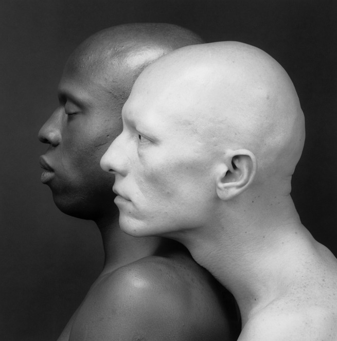 Robert Mapplethorpe. 'Ken Moody and Robert Sherman' 1984