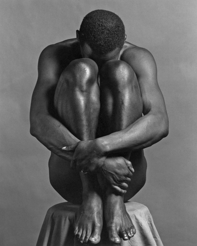 Robert Mapplethorpe. 'Ajitto' 1981