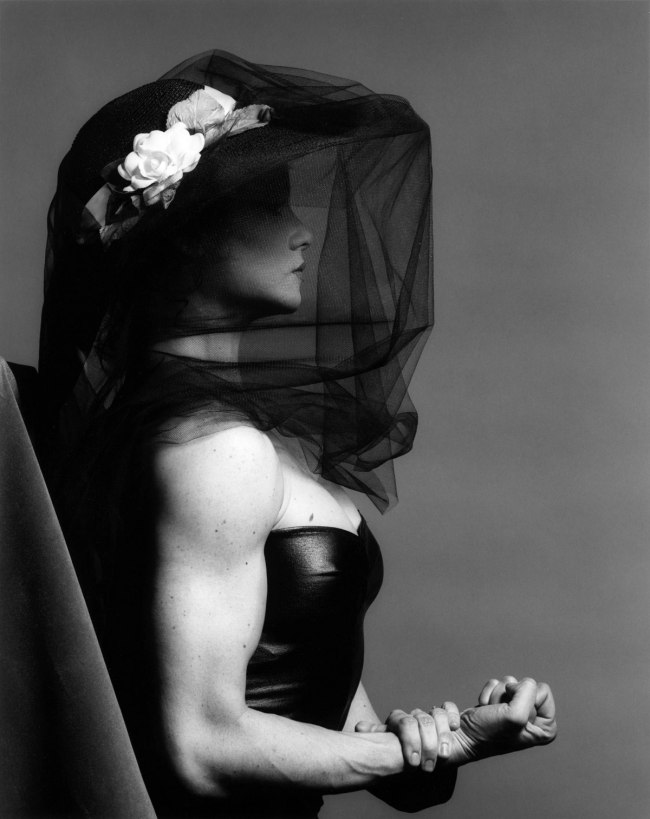 Robert Mapplethorpe. 'Lisa Lyon' 1982