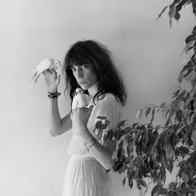 Robert Mapplethorpe. 'Patti Smith' 1979