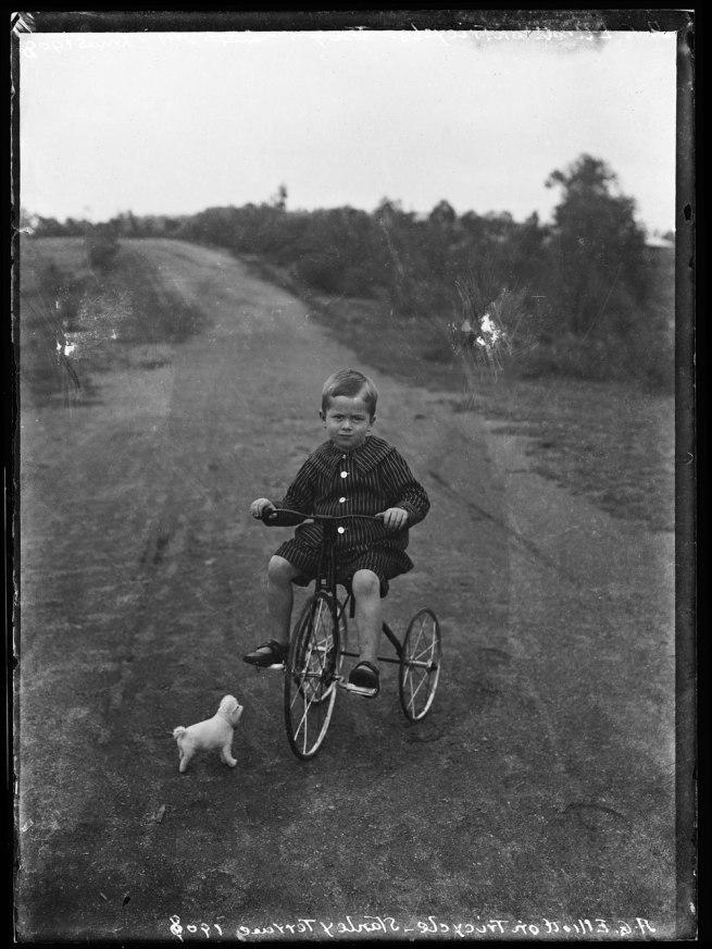 Alfred Elliott. 'Alfred Goldsbrough Elliott, Stanley Terrace, Taringa' 1908