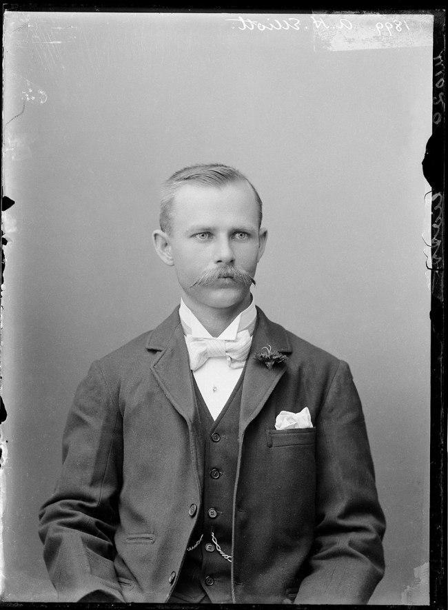 Alfred Elliott. 'Alfred Henry Elliott (1870 - 1954)' 1899