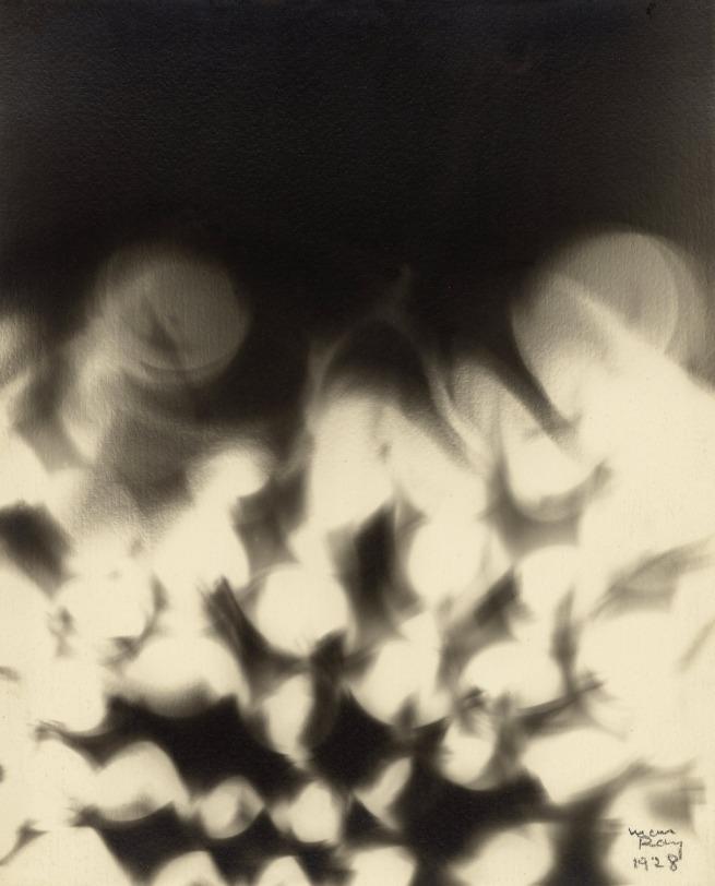 Man Ray (Emmanuel Radnitsky) (American, 1890-1976) 'Untitled (Smoke)' 1928