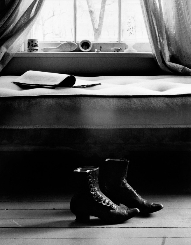 Gordon Parks. 'Shoes, Fort Scott, Kansas' 1950