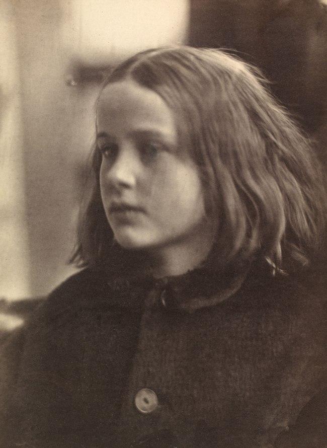 Julia Margaret Cameron. 'Annie' 1864