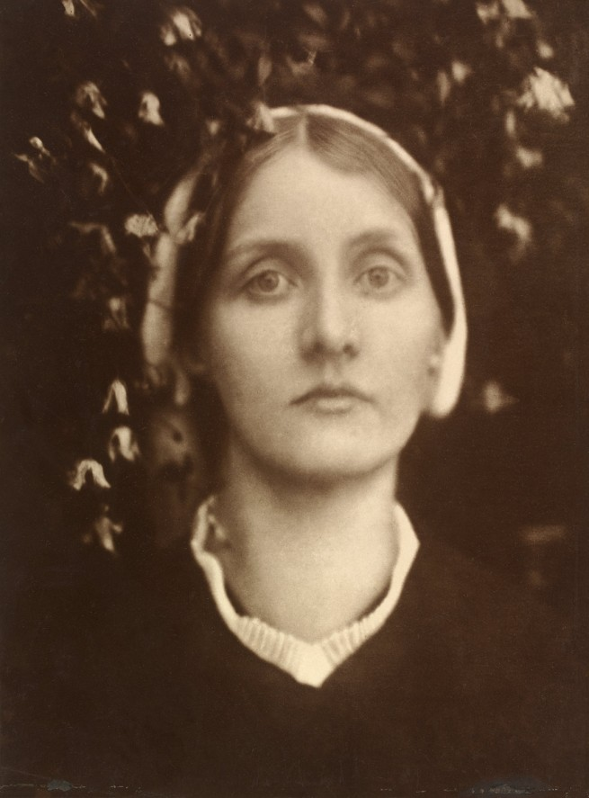 Julia Margaret Cameron. 'Mrs. Herbert Duckworth' 1872
