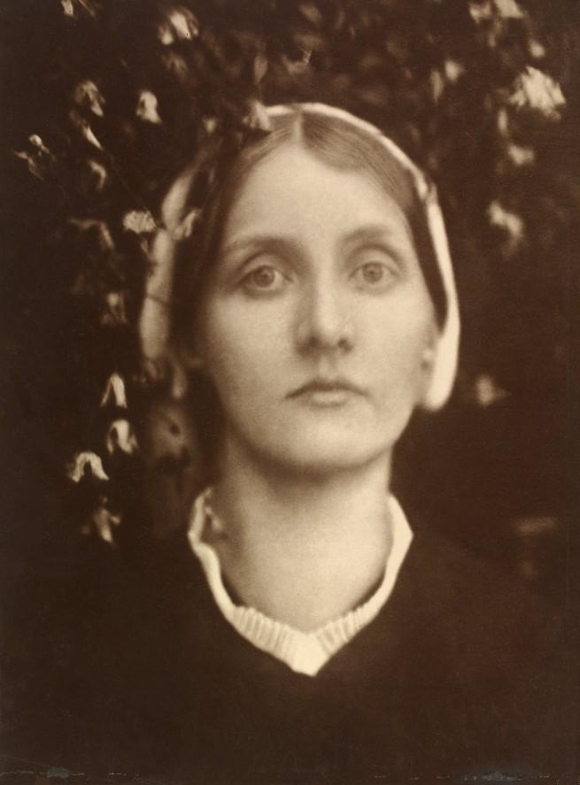 Julia Margaret Cameron. 'Mrs. Herbert Duckworth' 1872
