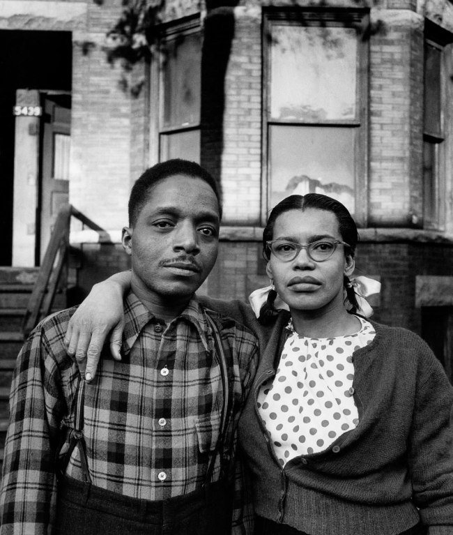 Gordon Parks. 'Untitled, Chicago, Illinois' 1950