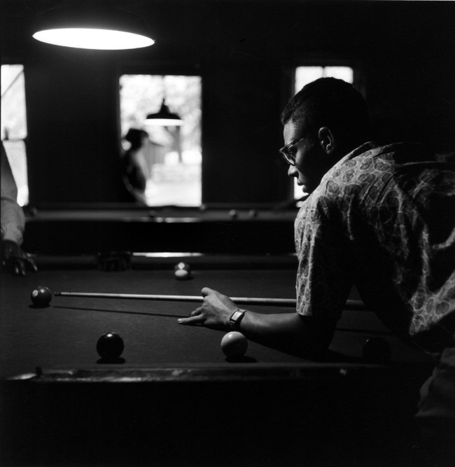 Gordon Parks. 'Untitled, Fort Scott, Kansas' 1950