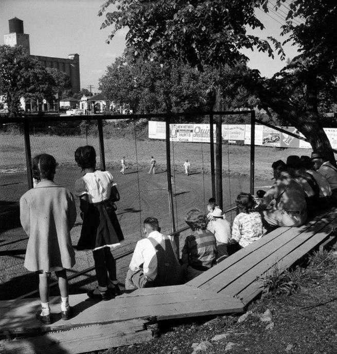 Gordon Parks. 'Untitled, Fort Scott, Kansas' 1950