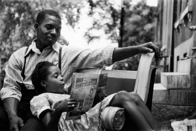 Gordon Parks. 'Untitled, St. Louis, Missouri' 1950