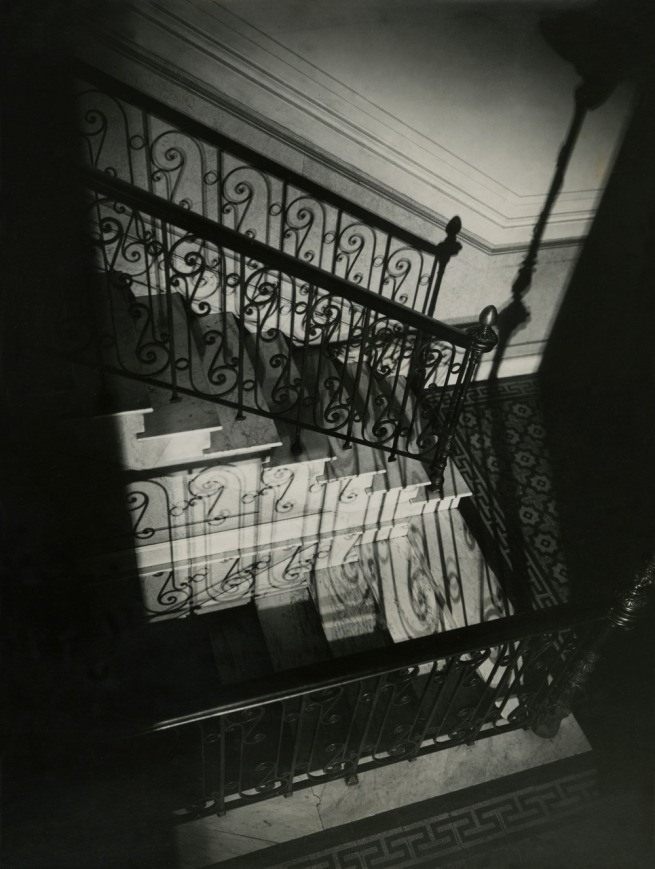 Horacio Coppola (Argentine, 1906–2012) 'Untitled (Staircase at Calle Corrientes)' 1928