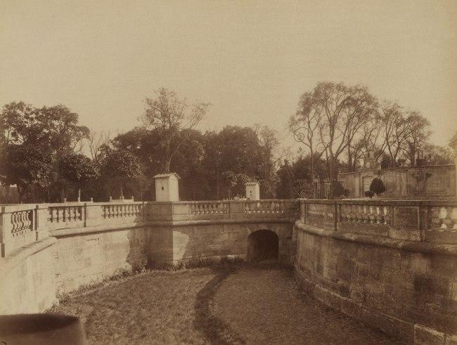 Eugène Atget. 'Versailles, Grand Trianon' c.1901-25