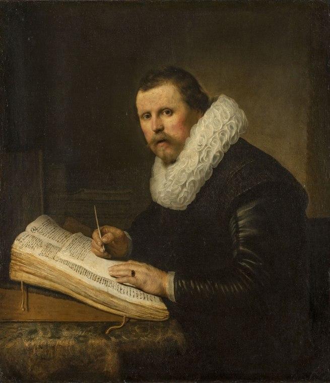 Rembrandt Harmensz. van Rijn (Dutch 1606–69) 'Portrait of a scholar' 1631