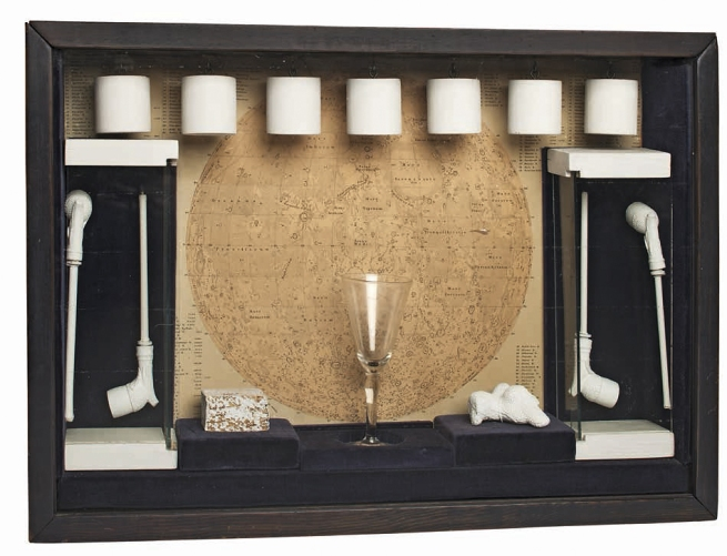 Joseph Cornell. 'Soap Bubble Set' 1948