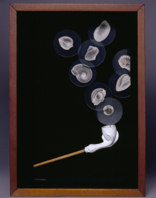 Joseph Cornell. 'Object (Soap Bubble Set)' 1941