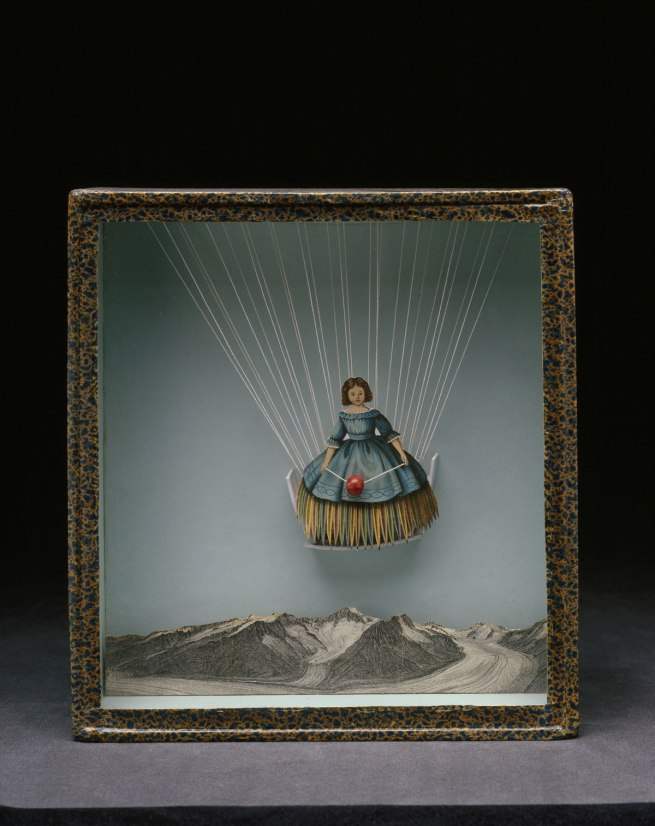 Joseph Cornell. 'Untitled (Tilly Losch)' c. 1935-38