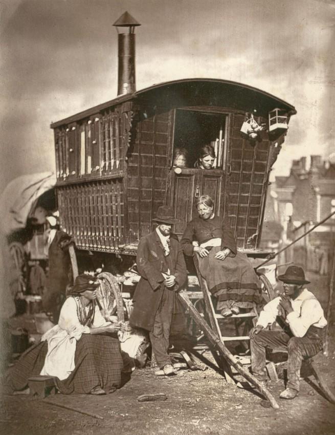 John Thomson. 'London Nomades' 1877