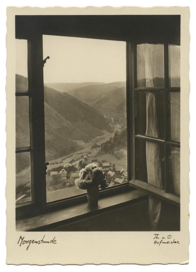 Theodor und Oscar Hofmeister. 'Postcards' 1910s and 1920s