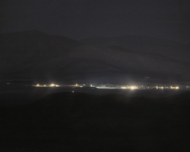 Trevor Paglen. 'Detachment 3, Air Force Flight Test Center #2 Groom Lake, NV/ Distance ~ 26 Miles' 2008