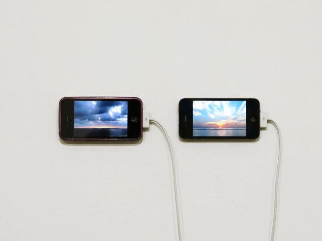 David Horvitz. 'The Distance of a Day' 2013
