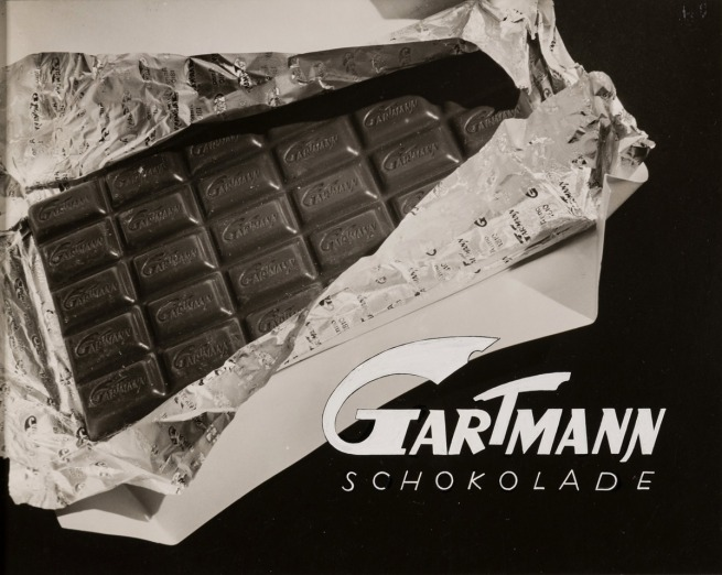Hildi Schmidt-Heins. 'Gartmann Schokolade' 1937