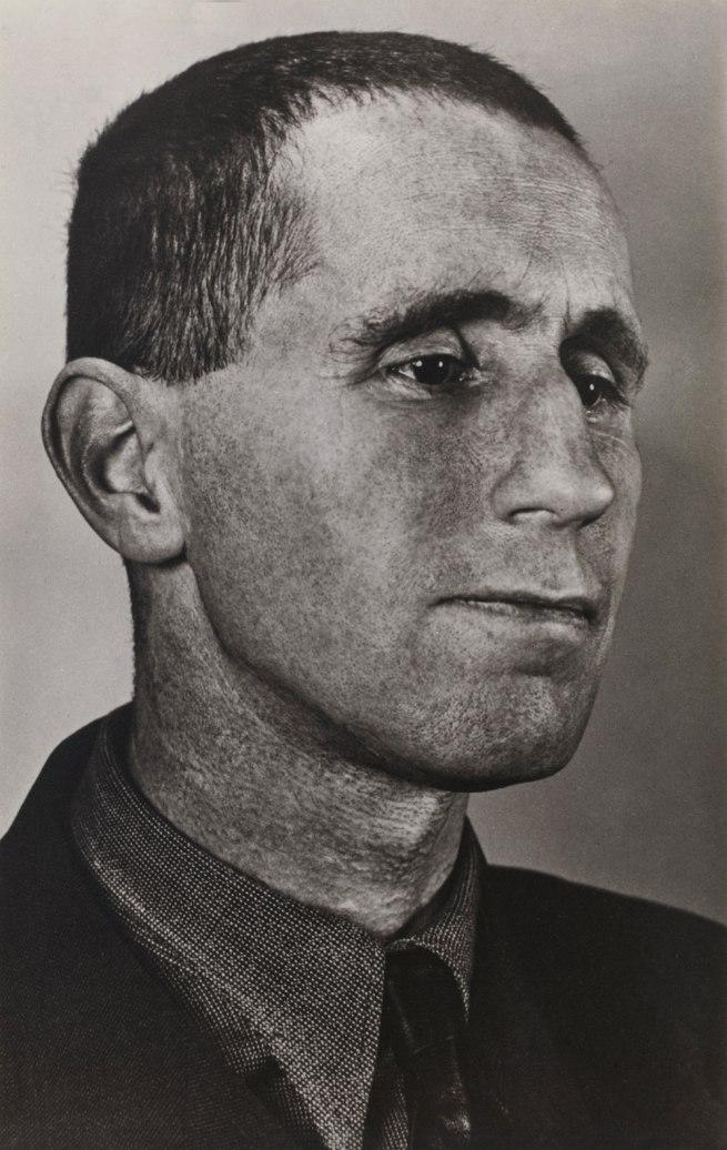 Grete Stern (Argentine, born Germany. 1904–1999) 'Brecht' 1934