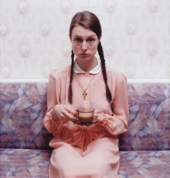 Yenny Huber (b. Austria 1980; arr. Australia 2000) 'Room No. 14' 2006