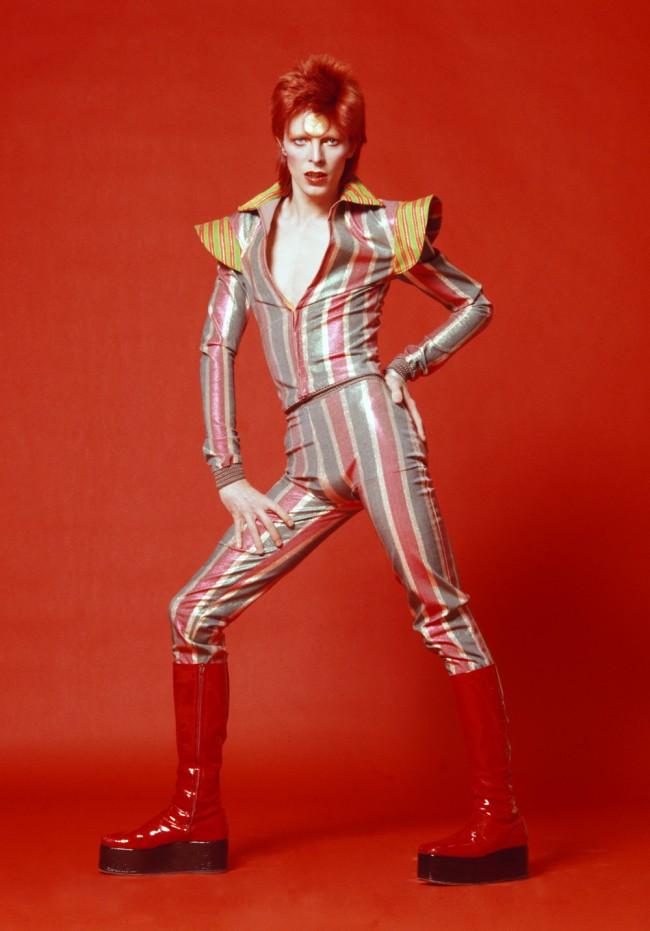 Masayoshi Sukita. 'David Bowie' 1973