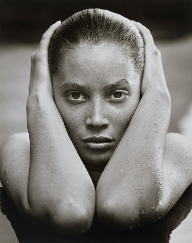 Herb Ritts. 'Christy Turlington, Hollywood' 1988