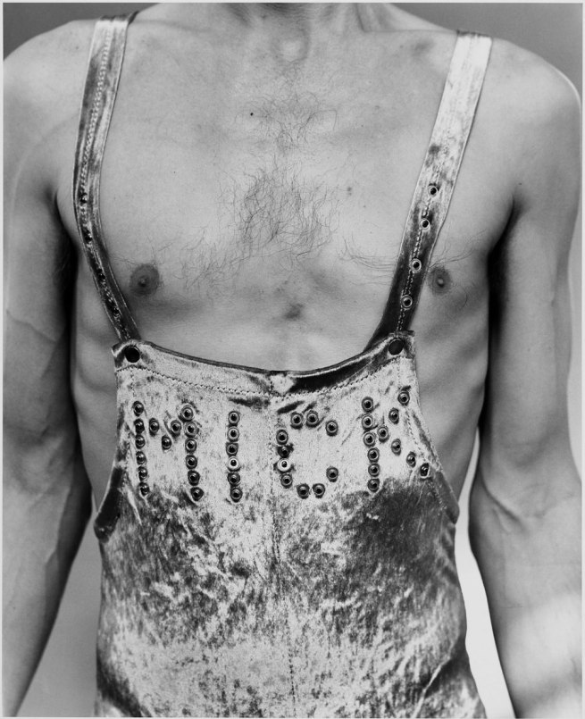 Herb Ritts. 'Mick Jagger, London' 1987