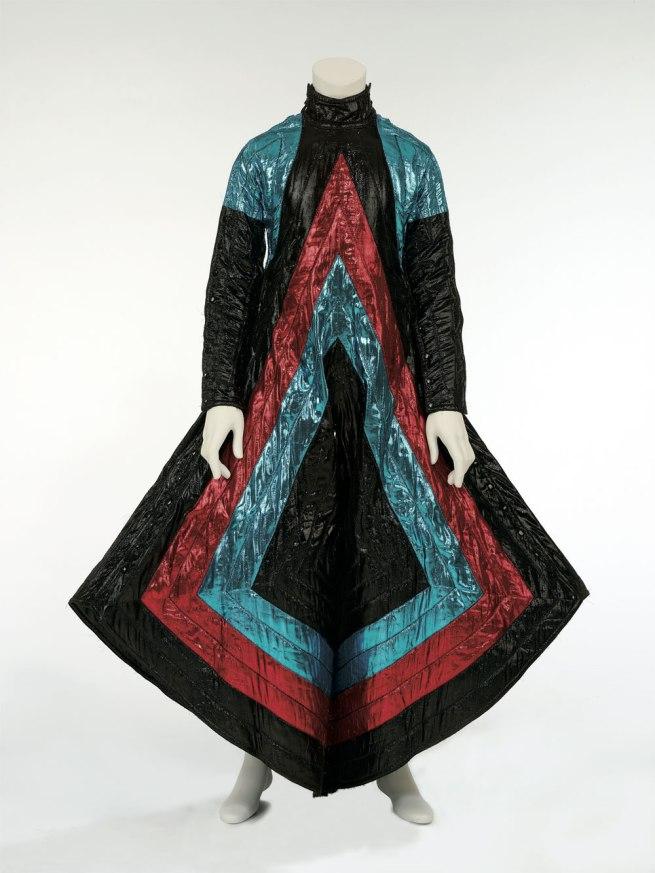 Kansai Yamamoto (designer) 'Metallic bodysuit' 1973