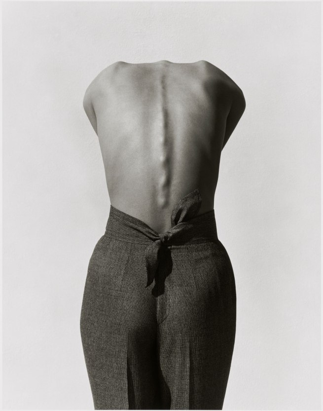 Herb Ritts. 'Pants (Back View), Los Angeles' 1988