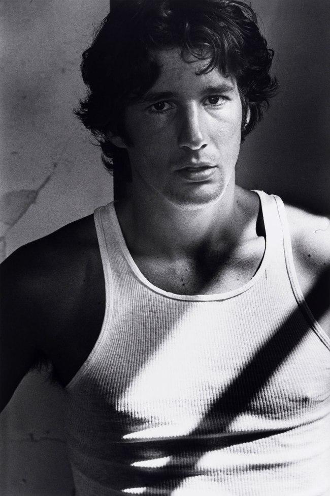 Herb Ritts. 'Richard Gere, San Bernardino' 1987