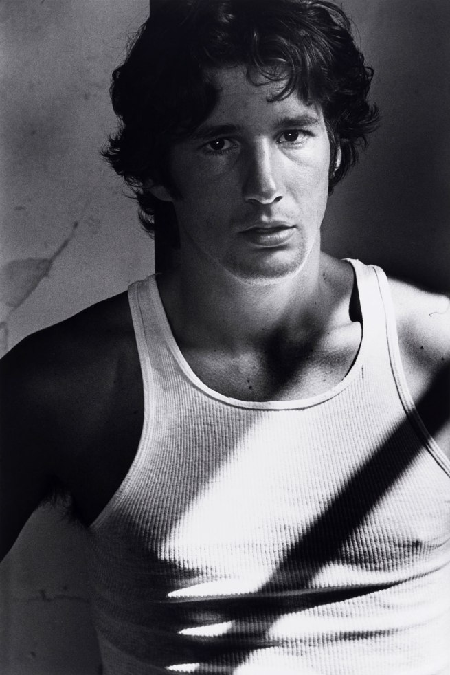 Herb Ritts. 'Richard Gere, San Bernardino' 1987