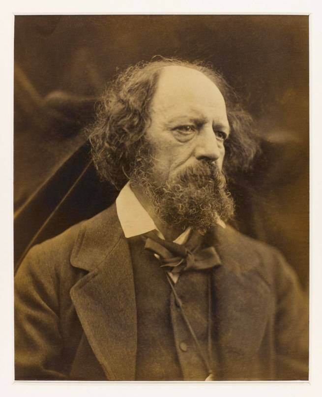 Mrs Julia Margaret Cameron. 'Alfred Tennyson' 3 June 1870