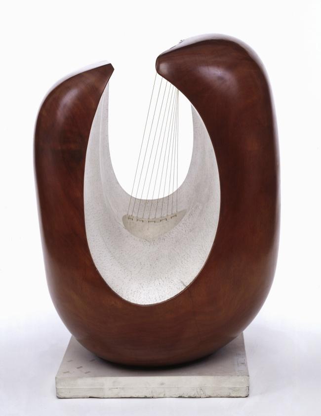 Barbara Hepworth. 'Curved Form (Delphi)' 1955