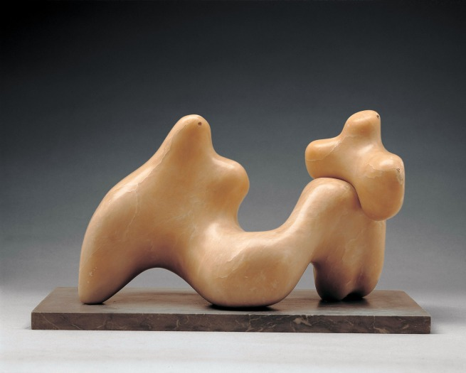 Barbara Hepworth. 'Large and Small Form' 1934