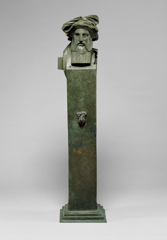 Herm of Dionysos 200-100 B.C.