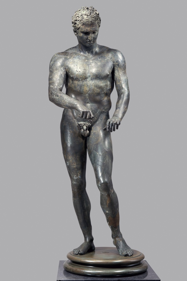 "Athlete, ""The Ephesian Apoxyomenos"" A.D. 1-90"