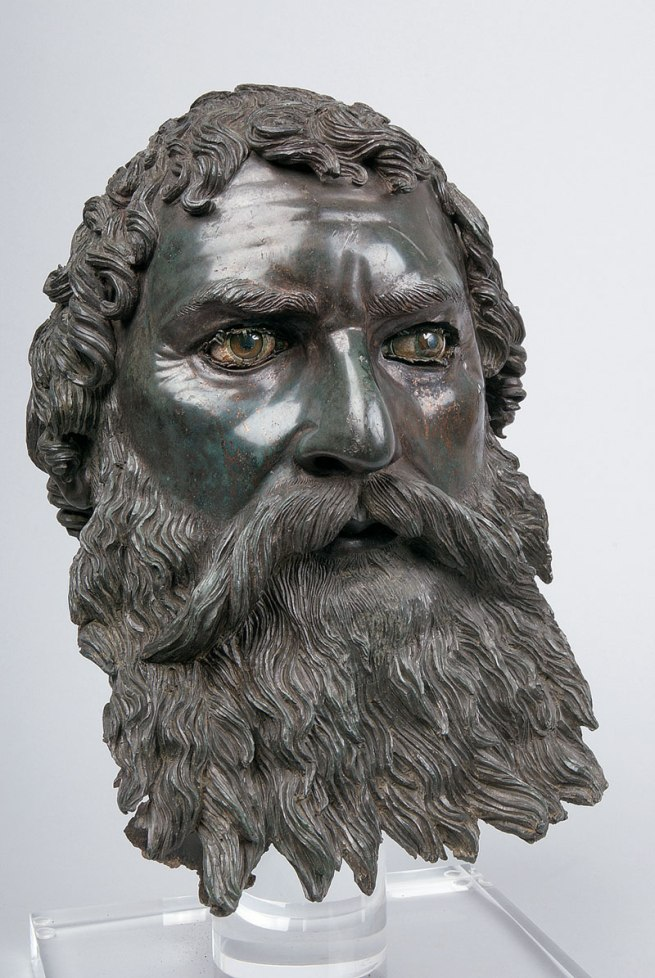 Portrait of Seuthes III About 310–300 B.C.
