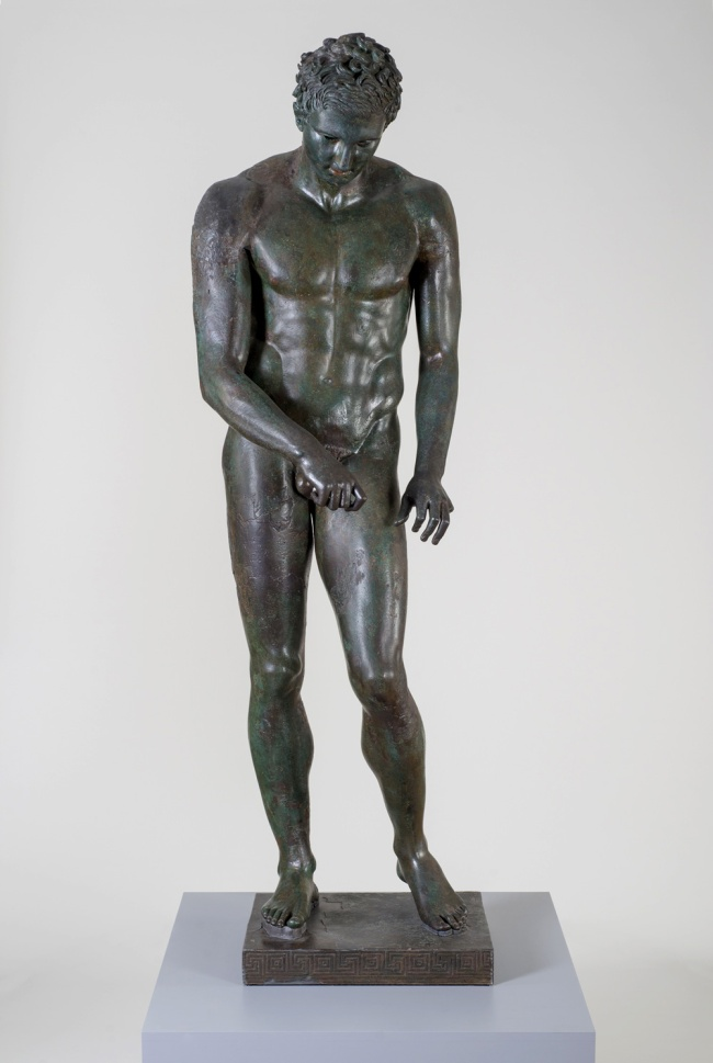 "Athlete ""The Croatian Apoxyomenos"" 100-1 B.C."