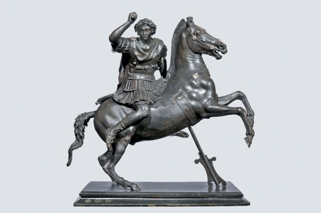 Alexander the Great on Horseback 100-1 B.C.