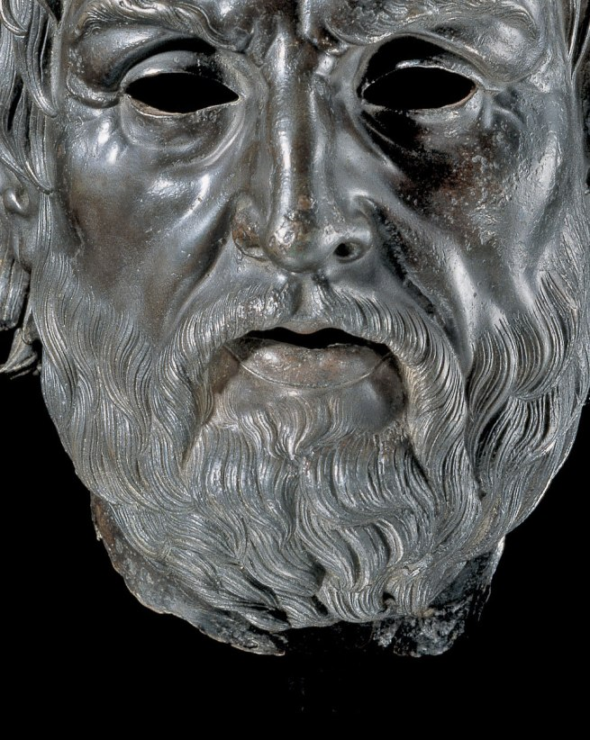 "Portrait of a Poet, ""The Arundel Head"" 200-1 B.C."