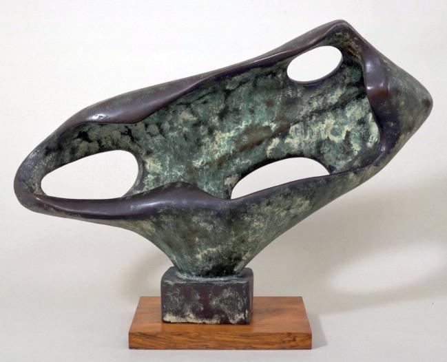 Dame Barbara Hepworth. 'Sea Form (Porthmeor)' 1958