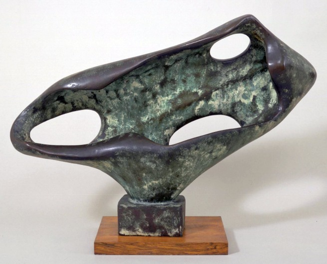 Dame Barbara Hepworth. 'Sea Form (Porthmeor)' 1958
