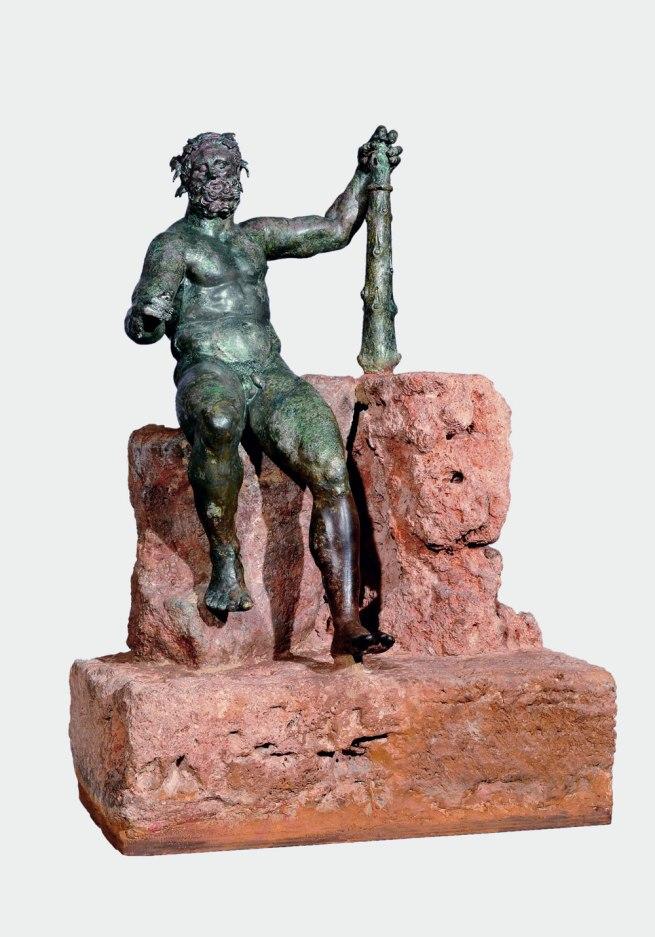 Herakles Epitrapezios 100 B.C.-A.D. 79