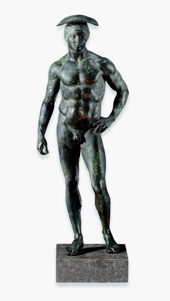 Hermes About 150 B.C.