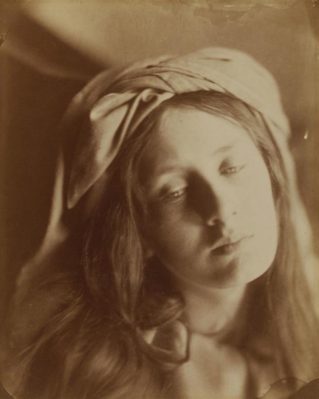 Julia Margaret Cameron. 'Beatrice' 1866